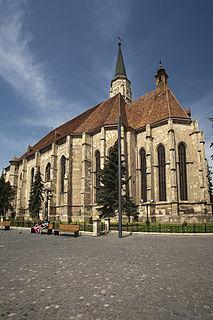 St. Michaels Church, Cluj-Napoca church in Cluj-Napoca, Romania