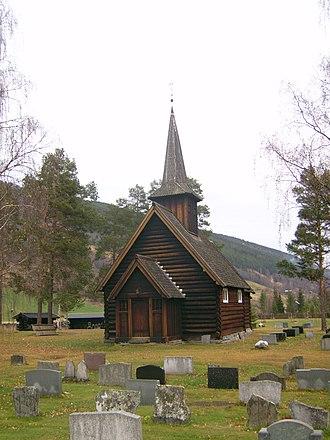 Heidal - Bjølstad Chapel
