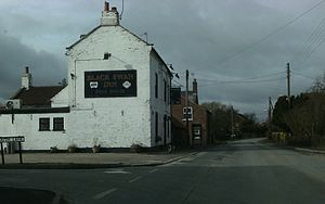 Asselby - Image: Black Swan at Asselby