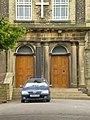 Blackley Baptist Church, Doorway - geograph.org.uk - 1350635.jpg