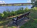Blackstone Park, Providence Rhode Island-bench.jpg