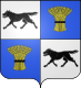 Coat of arms of Nouvion-sur-Meuse