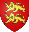 Blason region fr Normandie.svg