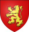 Coat of arms of Ansouis