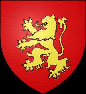 Ansouis - Image: Blason ville fr Ansouis (Vaucluse)