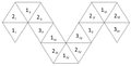 Blattbündelorientierte Netzbeschriftung eines Pentahexaflexagons.png