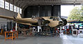 Blenheim being restored at Duxford (5921803626).jpg