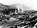 Bloedel Donovan mill and lumber operations, Skykomish, Washington, ca 1923 (WASTATE 462).jpeg