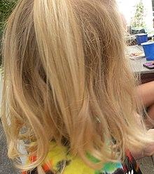 Haarfarbe blond vererbung