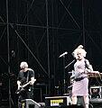 Blondie en el Summercase 08 II.jpg