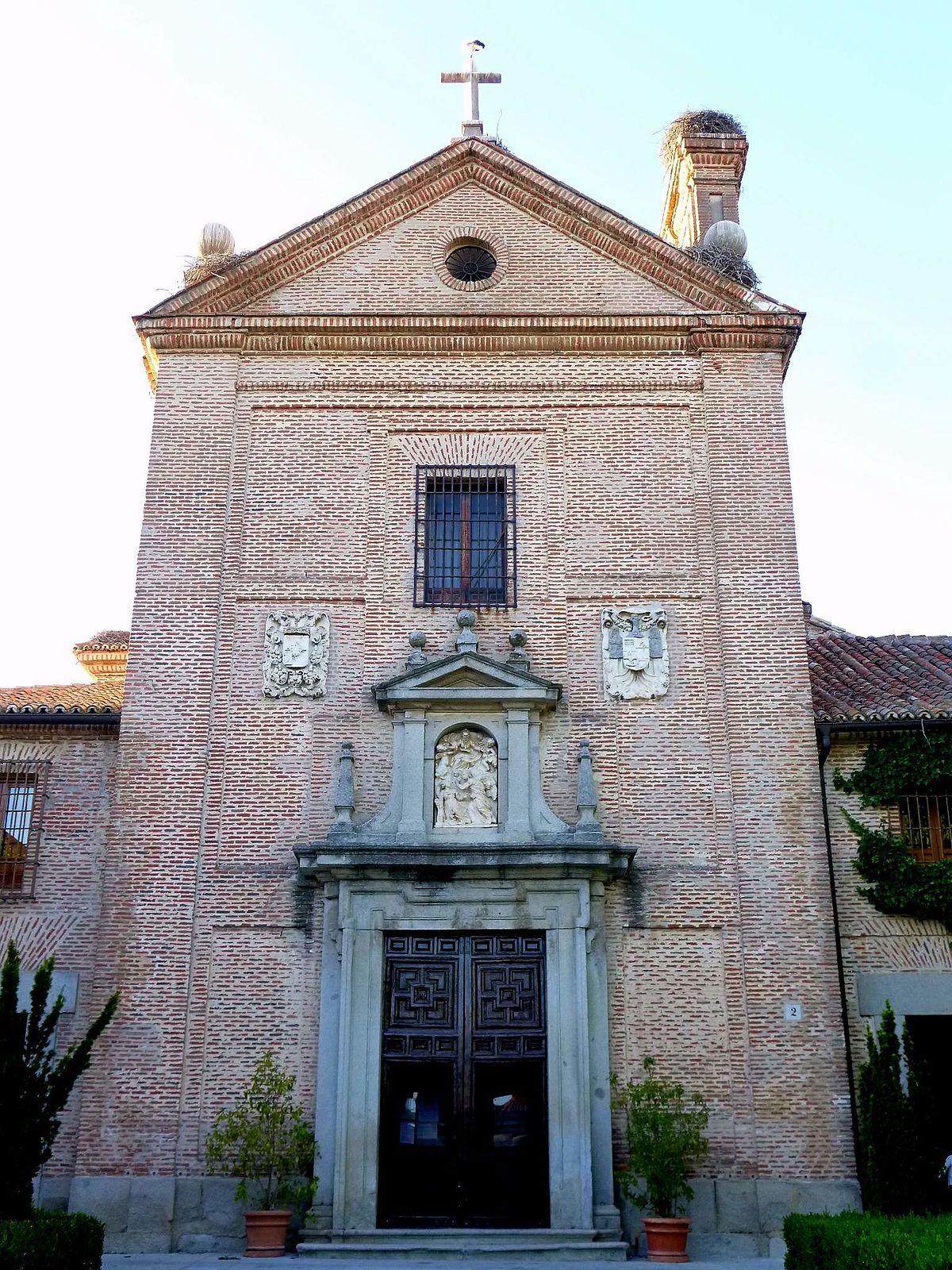 Convento de la encarnaci n boadilla del monte - Residencia boadilla del monte ...