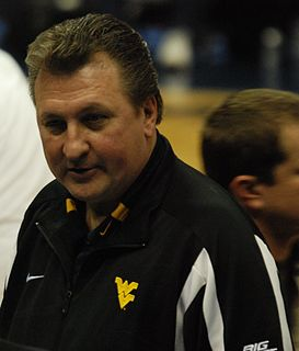 Bob Huggins NCAA mens basketball coach