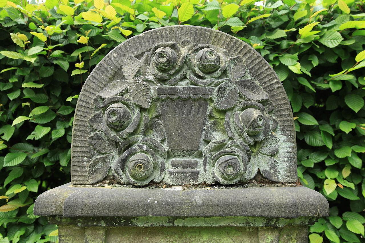 Bochum - Wasserstraße - Jüdischer Friedhof Wiemelhausen 07 ies.jpg