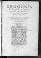 Bohier, Nicolas – Decisiones Burdegalenses, 1566 – BEIC 11105001.pdf