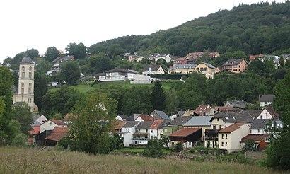 Comment aller à Bollendorf en transport en commun - A propos de cet endroit