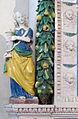 Bolsena, s. cristina, chiesa maggiore, int., ciborio di benedetto buglioni 08.JPG
