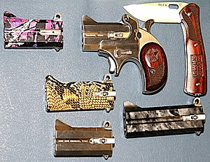 Bond Arms - The Bond Arms System Features Total Interchangeability