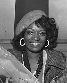 Bonnie Pointer in 1974