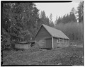 Boone-Truly Ranch, Machine Shop, 11119 Northeast 185th Street, Bothell, King County, WA HABS WASH,17-BOTH,1E-3.tif