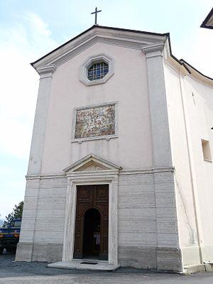 Bormida, Liguria - Church of Saint George