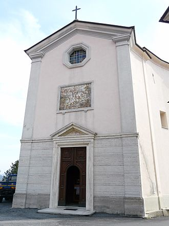 Bormida, Liguria - Church of Saint George
