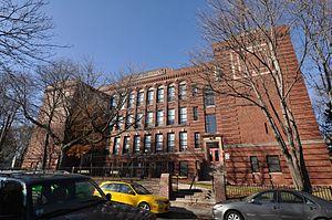 Sarah J. Baker School - Image: Boston MA Sarah J Baker School