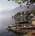 Boten in de haven van Ascona, Bestanddeelnr 254-6085.jpg