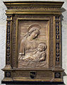 Bottega marchigiana, madonna col bambino, 1450-1500 ca..JPG