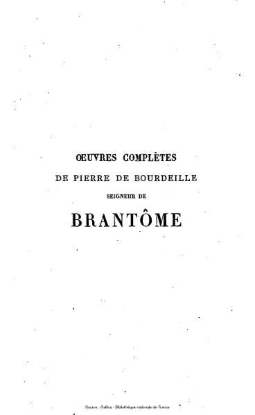 File:Bourdeille - Œuvres complètes, 4.djvu