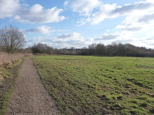 Bournemouth , Stour Valley Local Nature Reserve - geograph.org.uk - 1704368