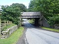 Bowland railway bridge. - geograph.org.uk - 1447338.jpg