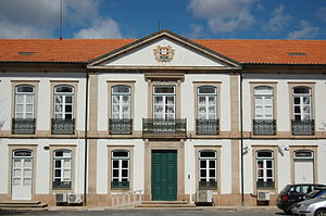Bragança District - Civil Governor's residence in the district seat of Bragança