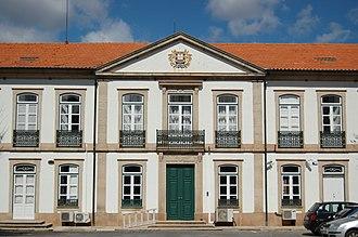 Bragança District - Civil Governor's residence in the district seat of Bragança