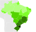 Brazilian States by Life expectancy.png