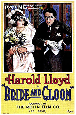 Bride and Gloom (film) - Theatrical poster to Bride and Gloom