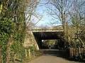 Bridge under A27 - geograph.org.uk - 676406.jpg