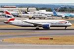 British Airways, G-ZBJF, Boeing 787-8 Dreamliner (42595958730).jpg