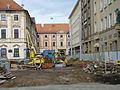 Brno, rekonstrukce náměstí pře kostele svatého Tomáše (4).JPG