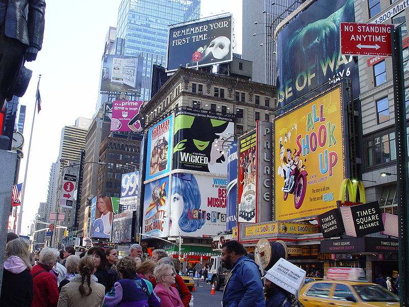 big apple, new york