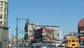 """The Hub on Third Avenue. """"The Hub"""" i..."""