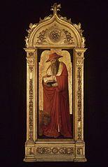 Saint Jerome, part of an altarpiece