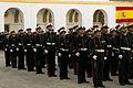 Brotherhood, Spanish Marines share birthday tradition with American Allies 150227-M-DP395-126.jpg