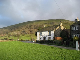 Buckden, North Yorkshire Human settlement in England