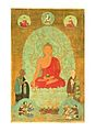 Buddha Sakyamuni by the Tenth Karmapa Choying Dorje.jpg