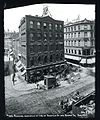 Building sidewalks at corner of Brattle Street and Adams Square (16078978310).jpg
