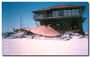 Hurricane Opal - Damage from Hurricane Opal