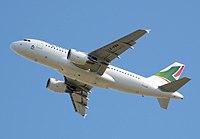 LZ-FBA - A319 - Air France