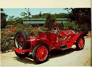 Crane-Simplex - 1912 Crane-Simplex car
