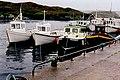 Bunbeg - Boats in harbour - geograph.org.uk - 1336719.jpg