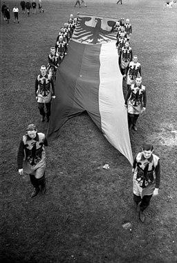 Bundesarchiv Bild 102-08215, Berlin, Verfassungsfeier im Stadion